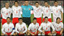 The Poland team