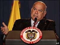 José Miguel Insulza, AP