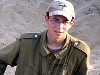 الجندي الاسرائيلي جلعاد شاليط