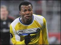 Nigeria's Ikechukwu Uche