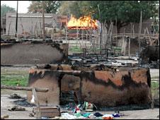 Unrest in Sudan's Abyei