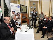 حضور أكاديمي ودبلوماسي في لندن لمتابعة مشروع بعثة السفينة الفينيقية