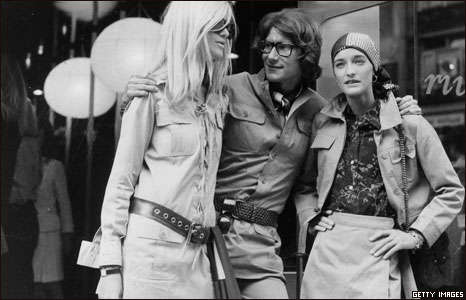 Yves Saint Laurent launching a store in London
