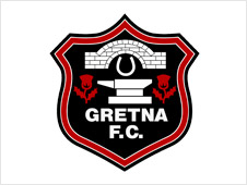 Gretna badge