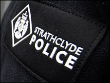 Strathclyde Police Badge