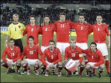 Austria's football team