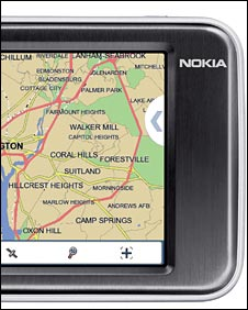 Nokia N810 wimax edition, Nokia