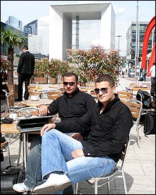 Slimane Bensala and Ouissam Mazhoud
