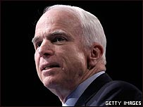 John McCain, Getty Images