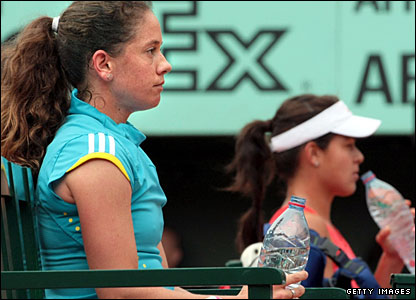 Patty Schnyder and Ana Ivanovic