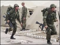 قوات حفظ السلام الروسية