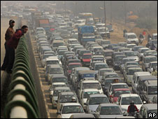 Cars in Delhi