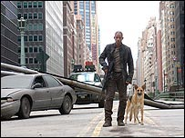 Still from I Am Legend