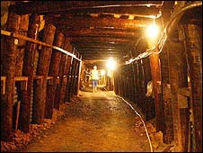 Combe Down Mines
