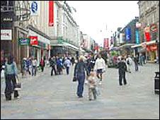 Northumberland Street generic