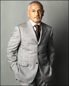 "Savik Shuster, presenter of ""Great Ukrainians"""