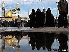 Shrine of Imam Abbas