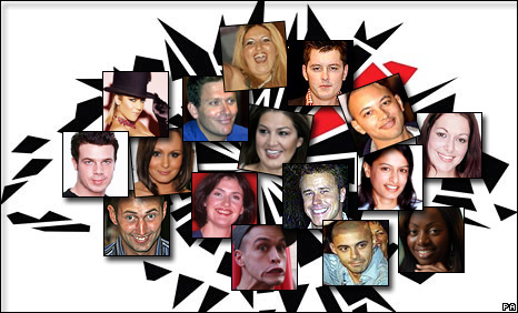 Big Brother contestants