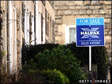 Halifax house sign