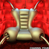 BB diary chair