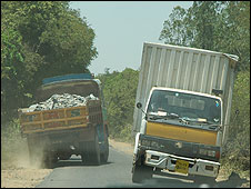 Trucks in India