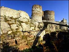 Beeston Castle (Pic: English Heritage)