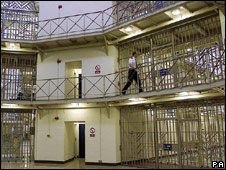 Inside Manchester prison