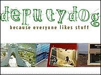 Deputy Dog blog