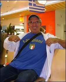 Piero Cuna Italy fan