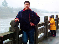 Guo Jun, who died in the earthquake