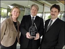 Heart of Hawick award winners