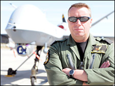 Wing Commander Andy Jeffrey