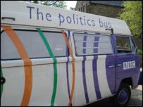 Politics Bus