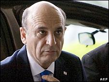 Israeli deputy PM Shaul Mofaz
