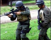 Gaula hostage rescue team