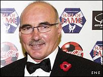 Aberdeen director of football Willie Miller