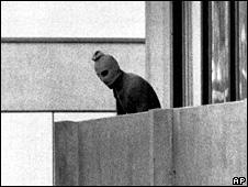 Munich Olympics hostage-taker, 1972