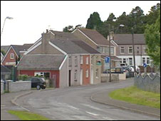 General view of Bettws
