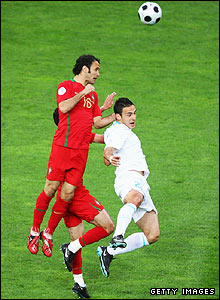 Ricardo Carvalho is called into action