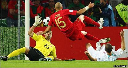 Portugal vs Turquía