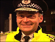 Chief Constable of Nottinghamshire Police Steve Green