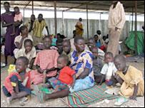 سودانيون مهجرون
