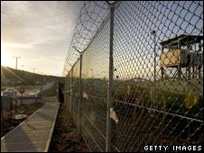 Guantanamo Bay, Cuba. File pic