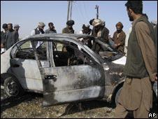 Lashkar Gah in Helmand province