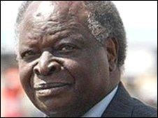 President Mwai Kibaki