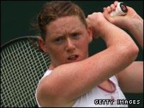 British number five Naomi Cavaday