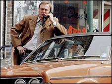 Phillip Glenister as Gene Hunt in Life On Mars