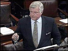 Edward Kennedy in the Senate