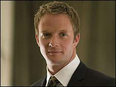 Rupert Penry-Jones in Burn Up