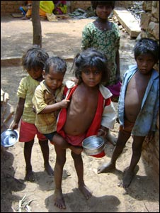 Children in Madhya Pradesh